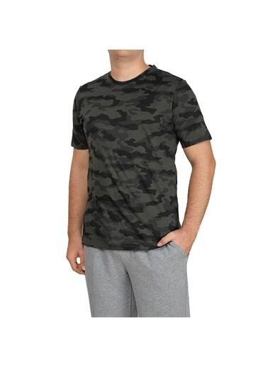New Balance Tişört Haki